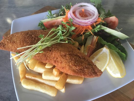 Cedar Park Fish and Chips - Surfers Gold Coast