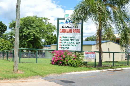 Clermont Caravan Park - Surfers Gold Coast