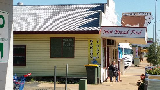 Hot Bread Fred - Surfers Gold Coast