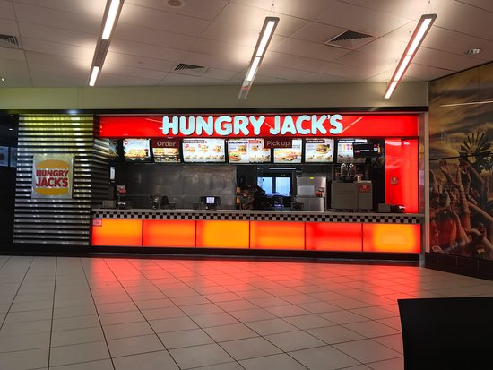 Hungry Jacks - Surfers Gold Coast