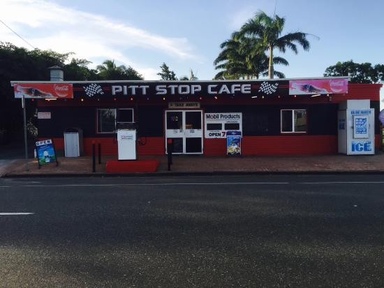 Pittstop Cafe Proserpine - Surfers Gold Coast