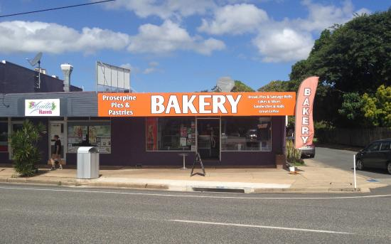 Proserpine Pies and Pastries - Surfers Gold Coast