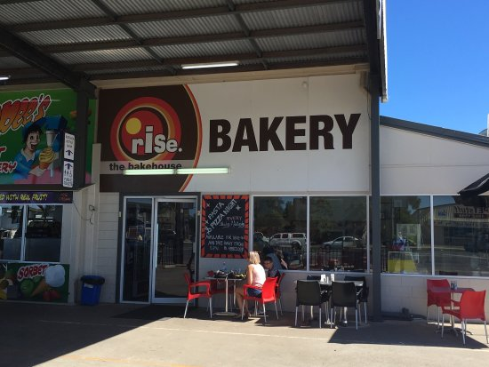 Rise The Bakehouse Biloela - Surfers Gold Coast