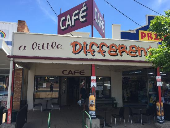 A Little Bit Different Cafe - Surfers Gold Coast