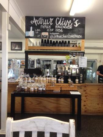 Arthur Clive's Family Bakehouse Kalbar - Surfers Gold Coast