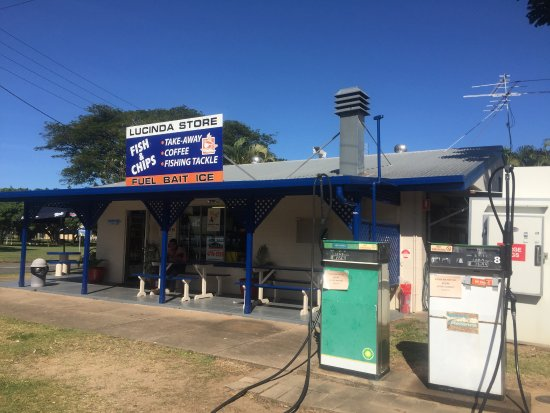 Lucinda Jetty Store  Take-Away - Surfers Gold Coast