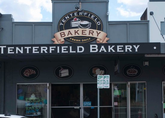 Tenterfield Bakery - Surfers Gold Coast