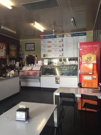 tenterfield fish and chips - Surfers Gold Coast