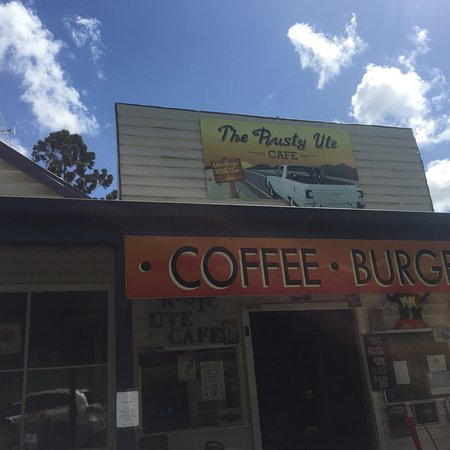 The Rusty Ute Cafe - Surfers Gold Coast