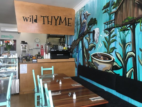 Wild THYME Dining - Surfers Gold Coast