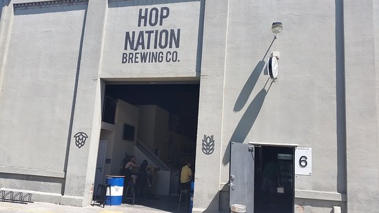 Hop Nation Brewing Company - Surfers Gold Coast