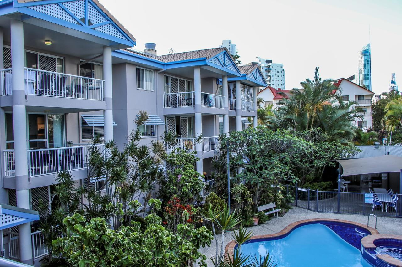 Surfers Beach Holiday Apartments Surfers Paradise