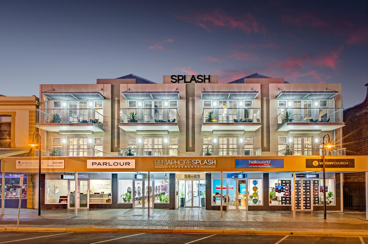 Semaphore Splash Apartments - Surfers Paradise Gold Coast