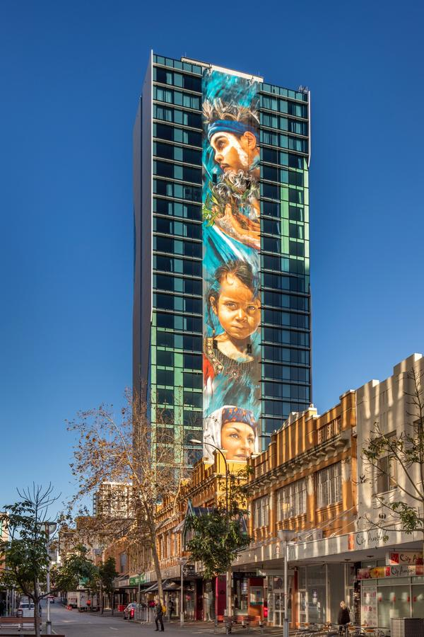 Art Series - The Adnate - Surfers Paradise Gold Coast