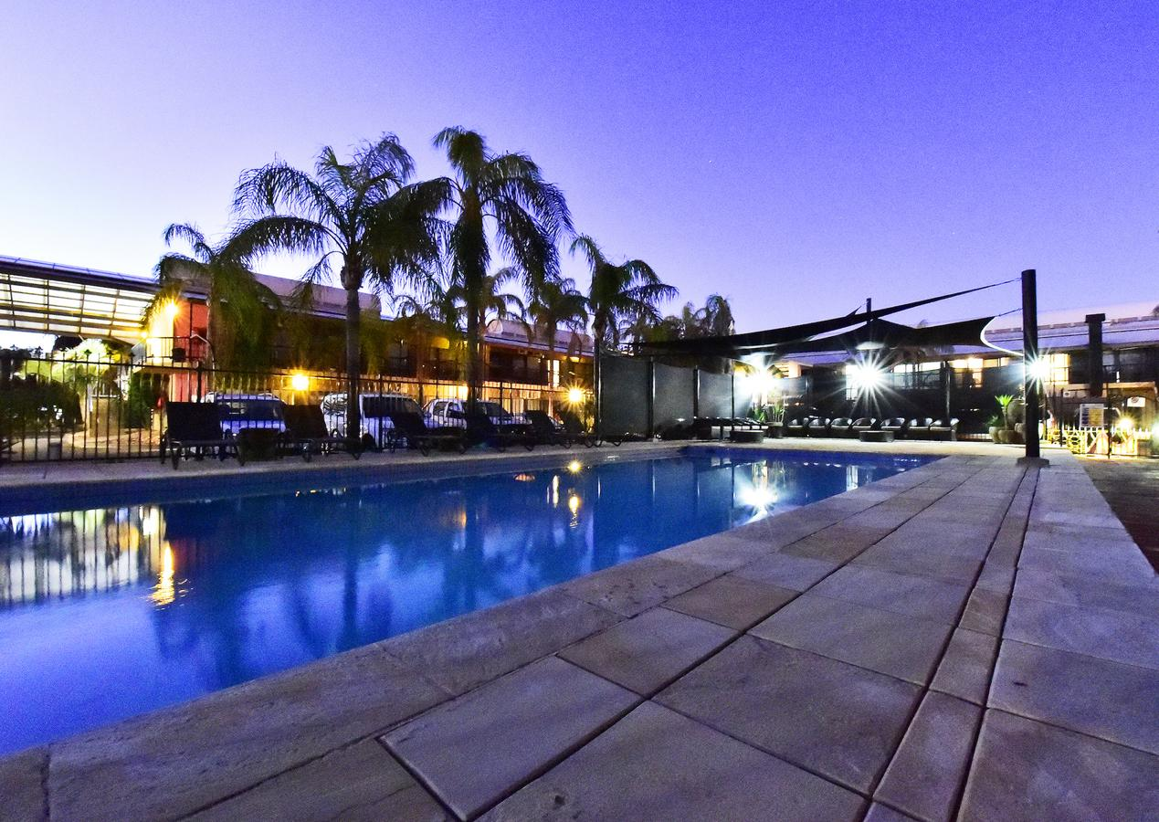 Diplomat Motel Alice Springs - Surfers Gold Coast