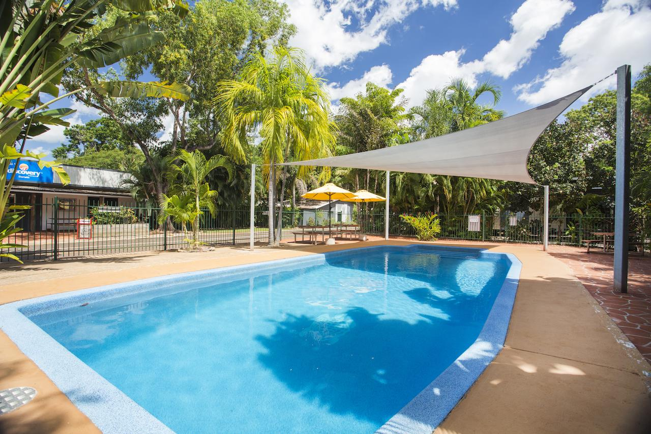 Discovery Parks  Darwin - Surfers Paradise Gold Coast