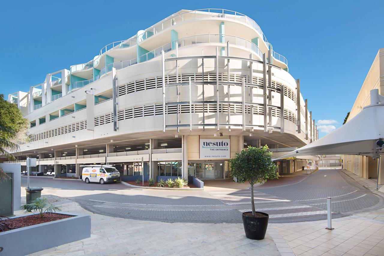 Nesuto The Entrance formerly Waldorf The Entrance Serviced Apartments - Surfers Gold Coast