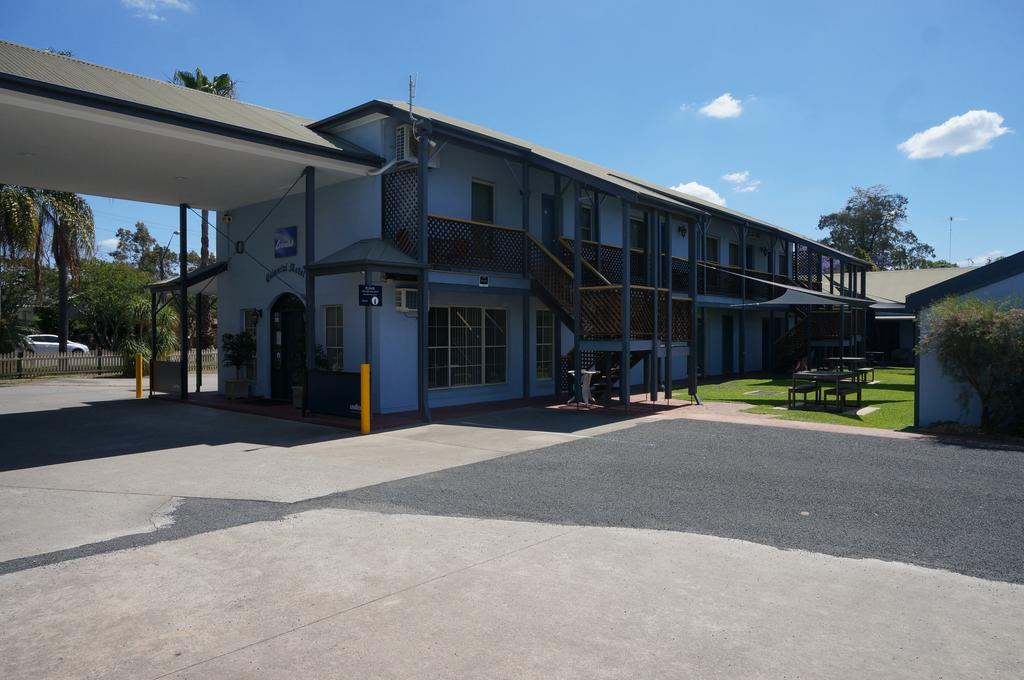 Colonial Motel Richmond - Surfers Gold Coast