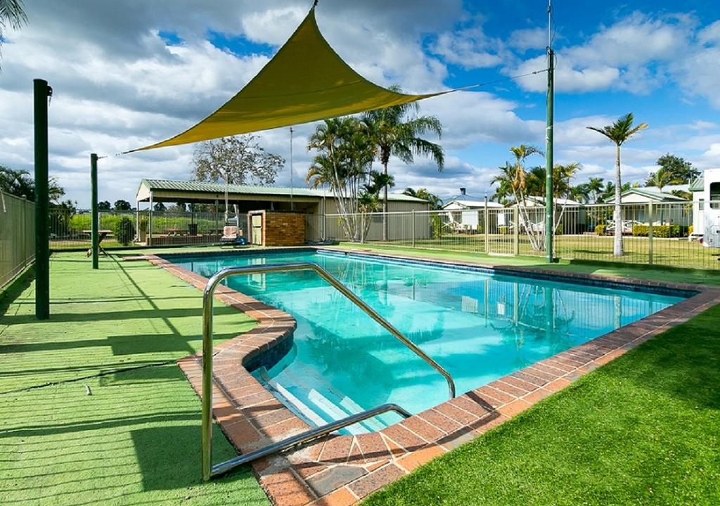 Maryborough Caravan  Tourist Park - Surfers Gold Coast