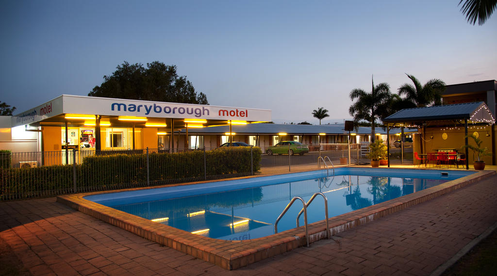 Maryborough Motel and Conference Centre - Surfers Gold Coast