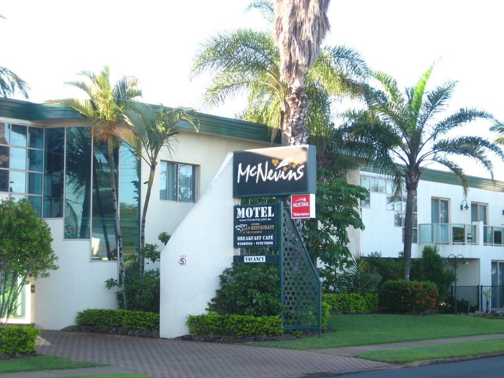 McNevins Maryborough Motel - Surfers Gold Coast