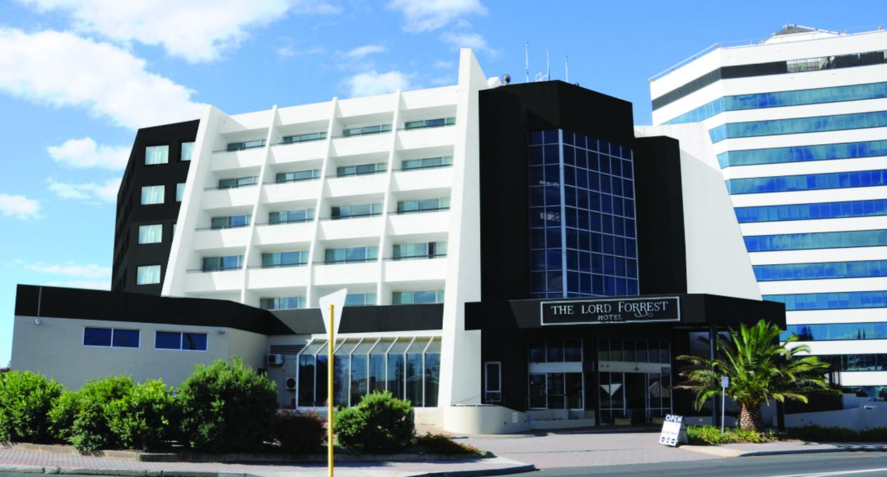 Best Western Plus Hotel Lord Forrest - Surfers Gold Coast