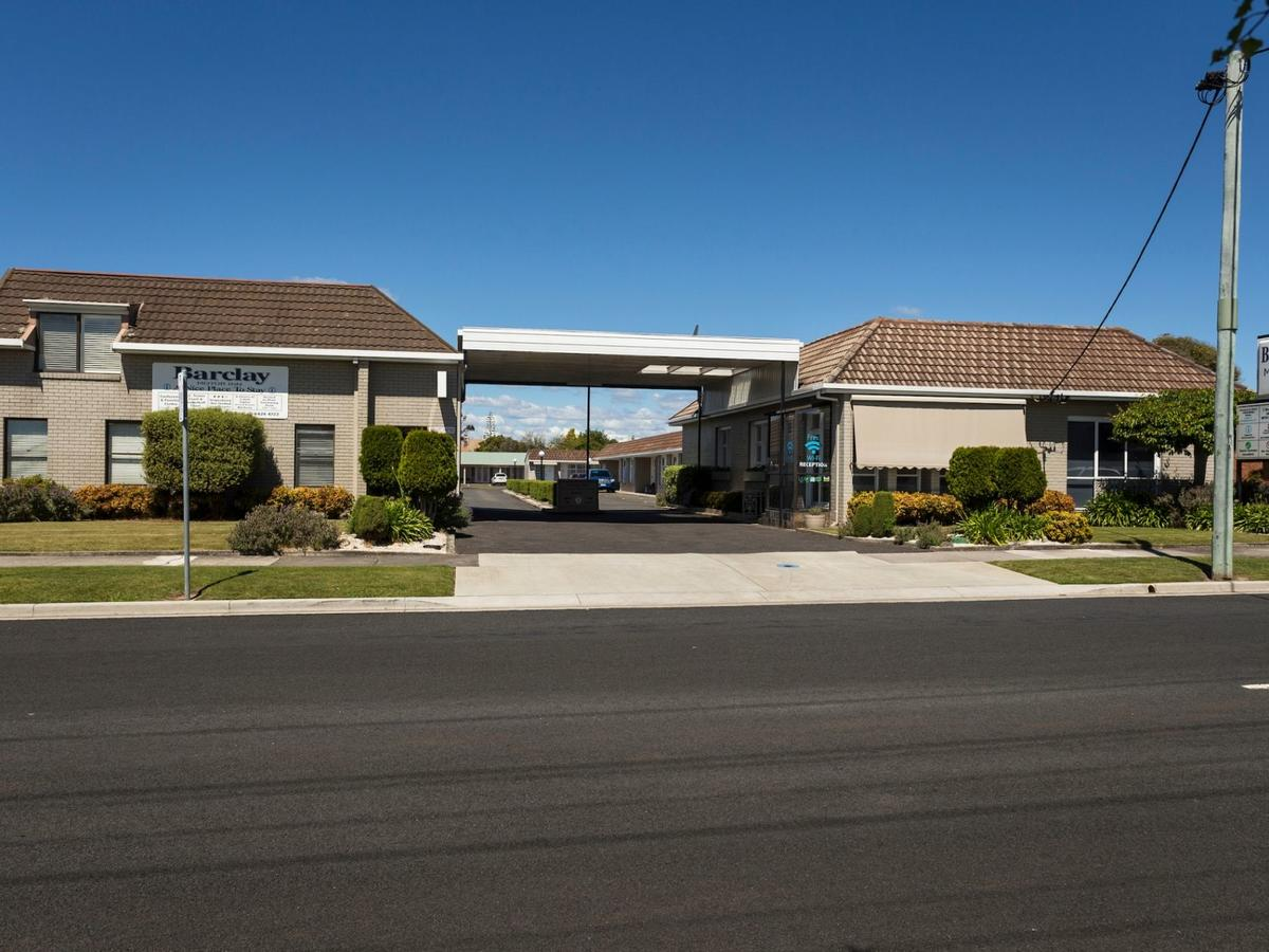 Barclay Motor Inn - Surfers Gold Coast