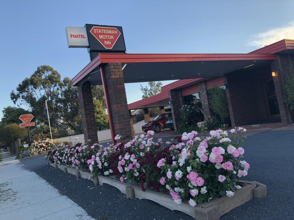 Statesman Motor Inn - Surfers Gold Coast