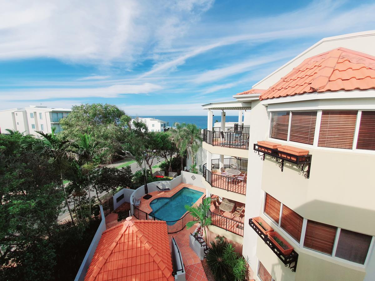 Parkshores Sunshine Beach Noosa Holiday Apartments - Surfers Paradise Gold Coast