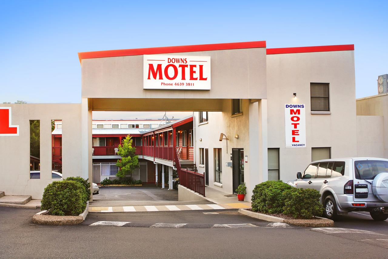 Downs Motel - Surfers Gold Coast