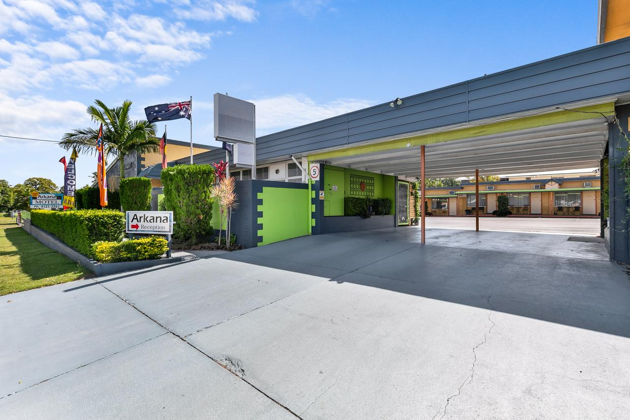 Arkana Motel - Surfers Gold Coast