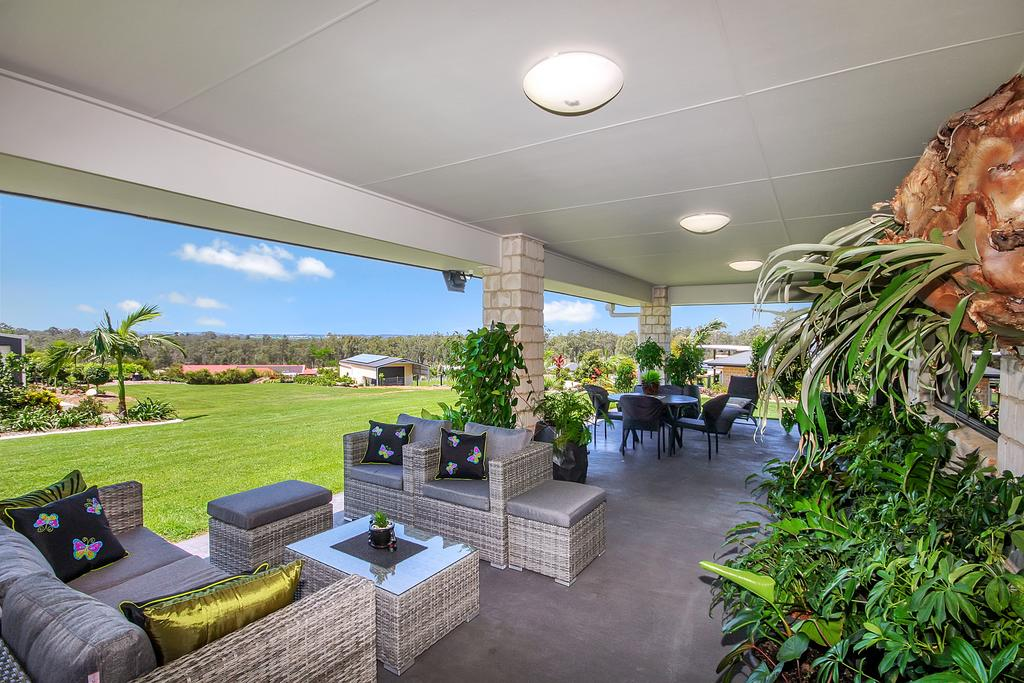 Willowbank Drive Bed  Breakfast - Surfers Gold Coast