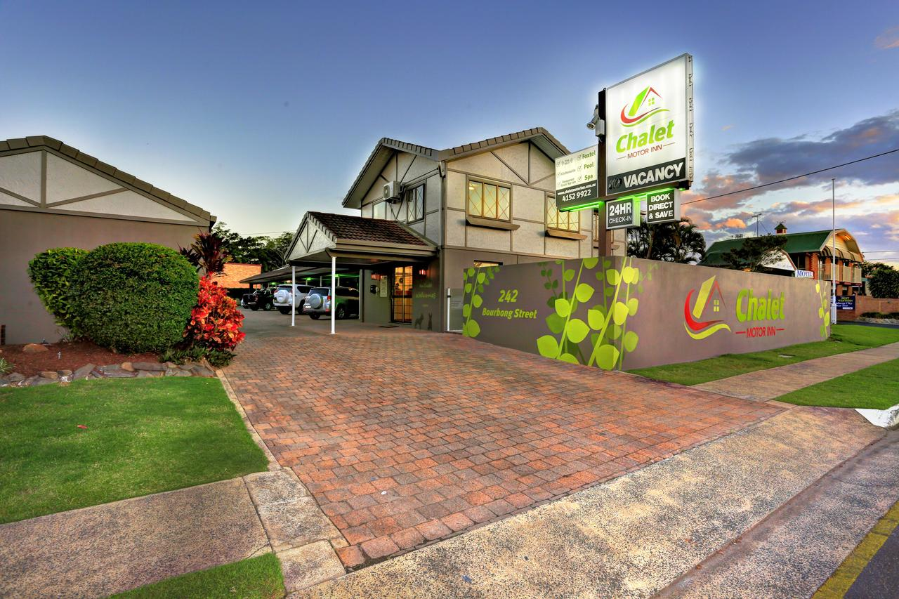 Chalet Motor Inn - Surfers Gold Coast