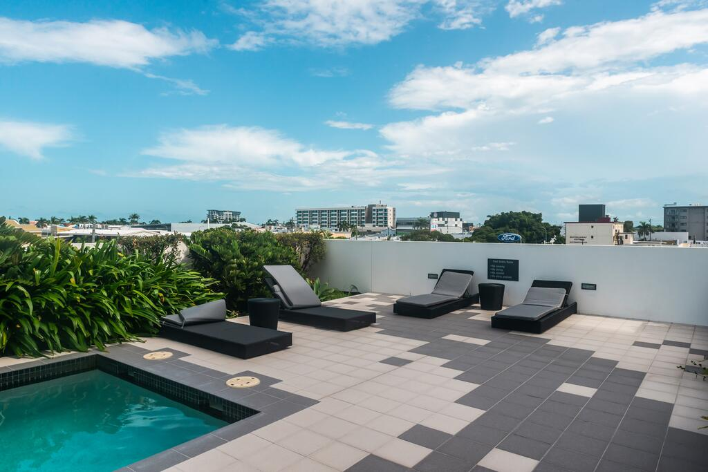 Airtrip Apartments on River Street Mackay - Surfers Gold Coast