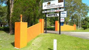 All Seasons Country Lodge - Surfers Gold Coast