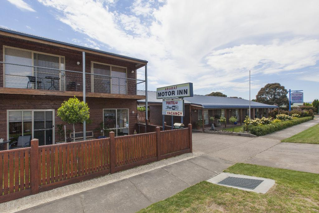 Ararat Motor Inn - Surfers Gold Coast