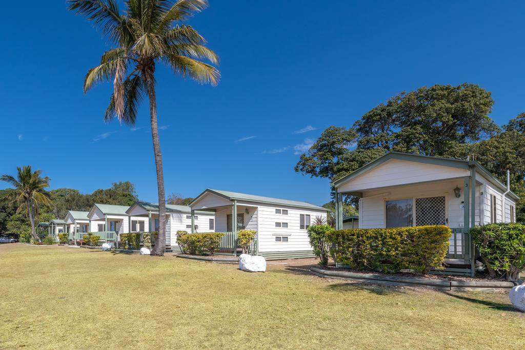 Bargara Beach Caravan Park - Surfers Gold Coast