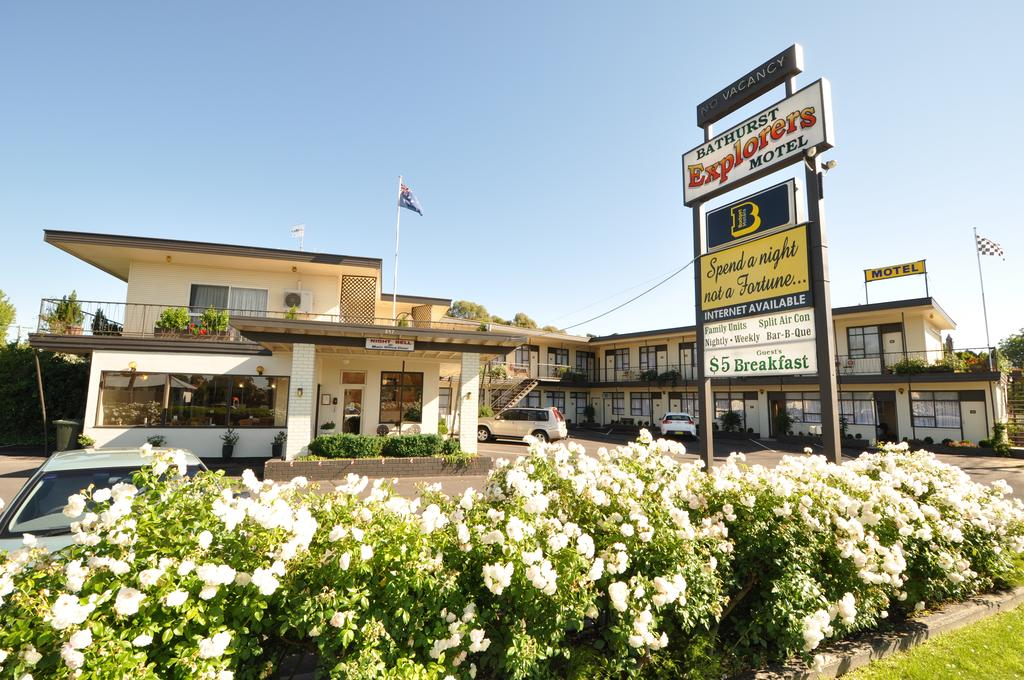 Bathurst Explorers Motel - Surfers Gold Coast